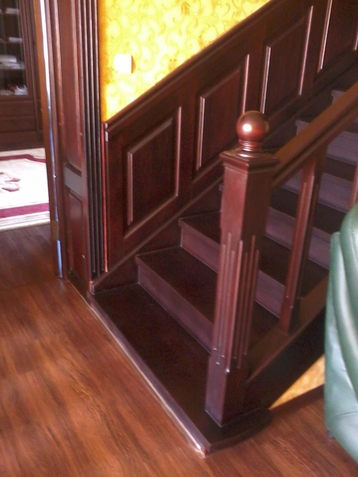 деревянные лестницы на второй этаж сочи