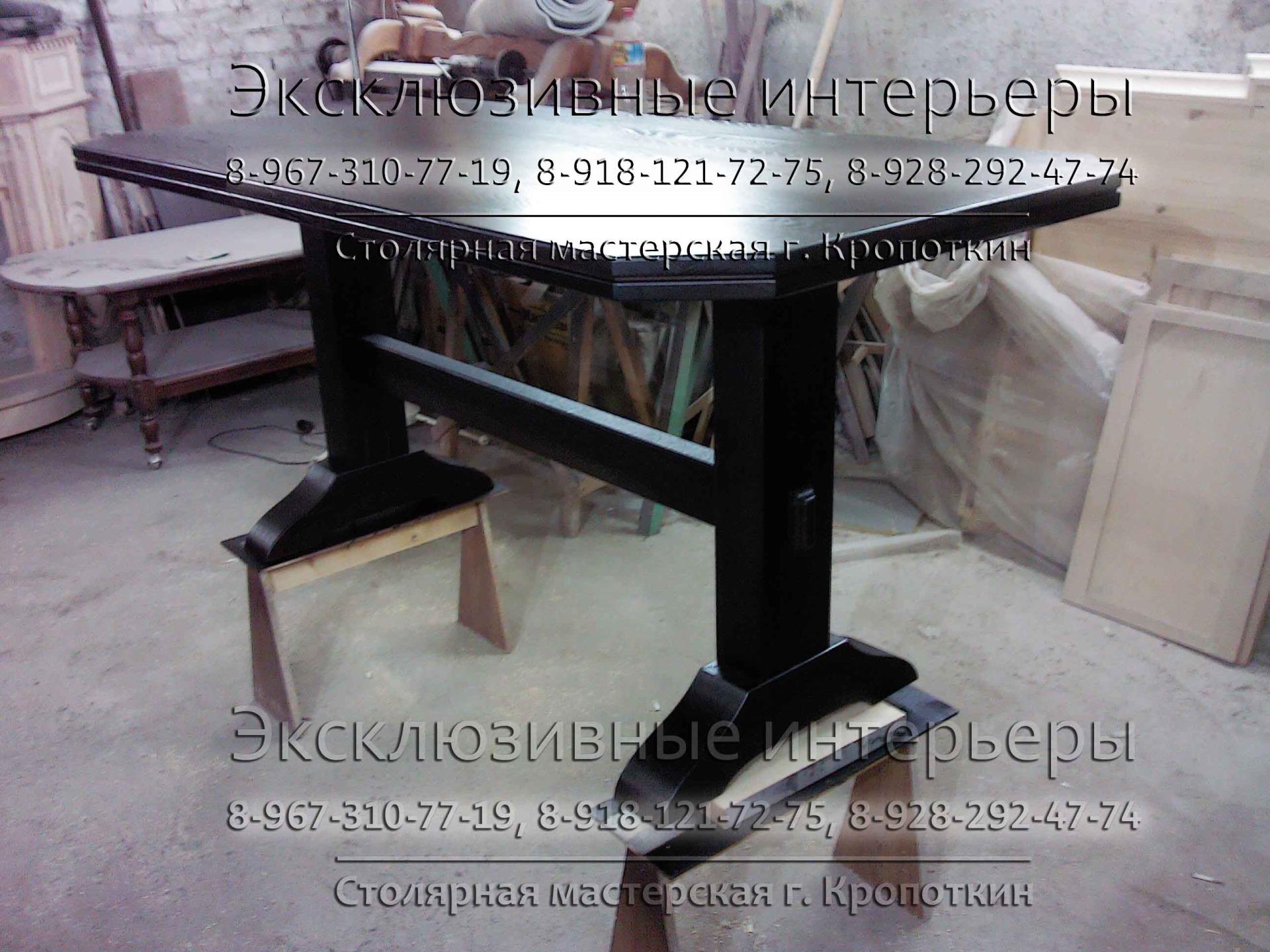 Мебельный цех - изготовление деревянной мебели на заказ в Кропоткине