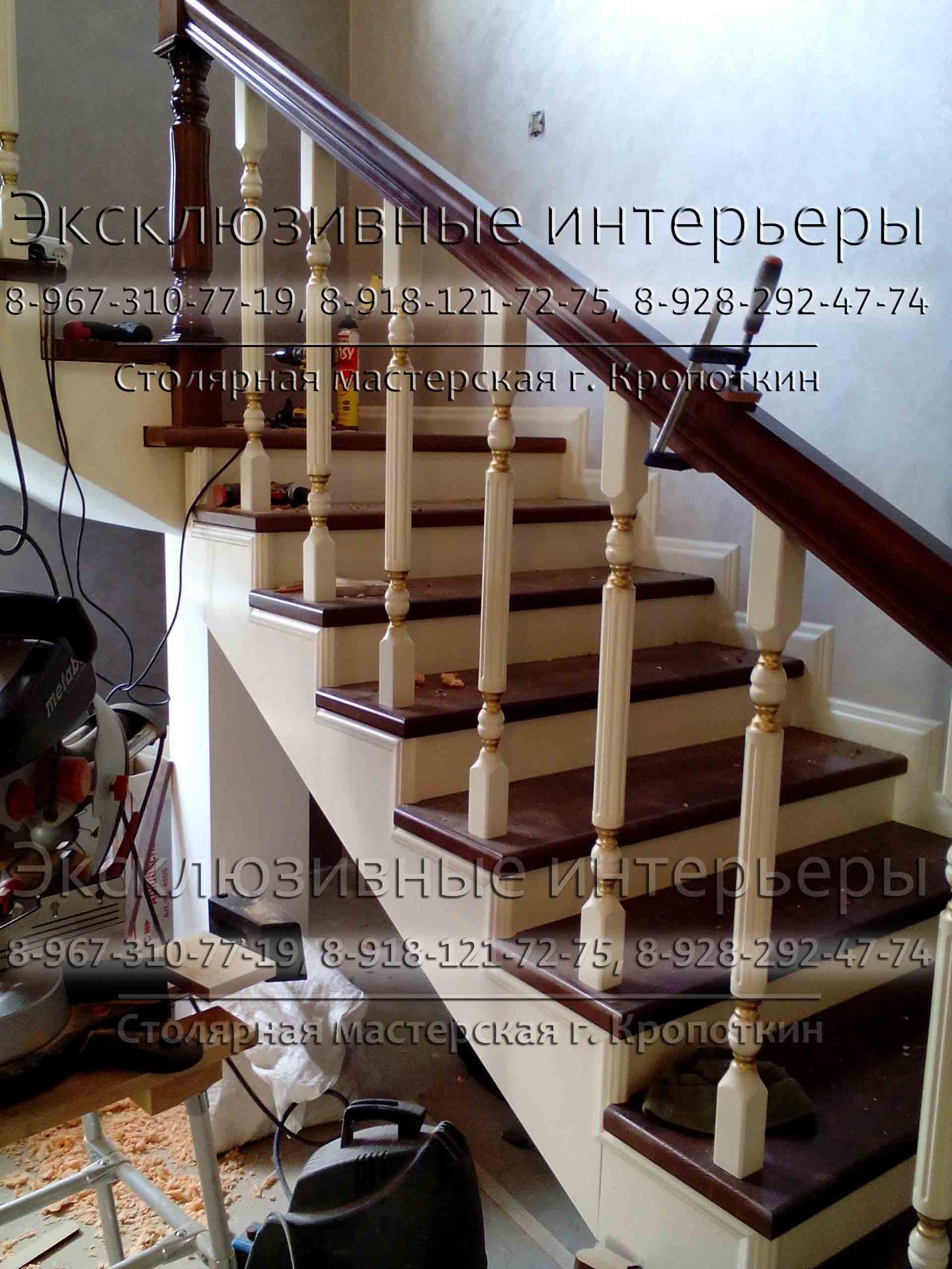 Столярный цех в Кропоткине, Гулькевичи, Сочи: деревянные лестницы, мебель из массива на заказ, бани под ключ