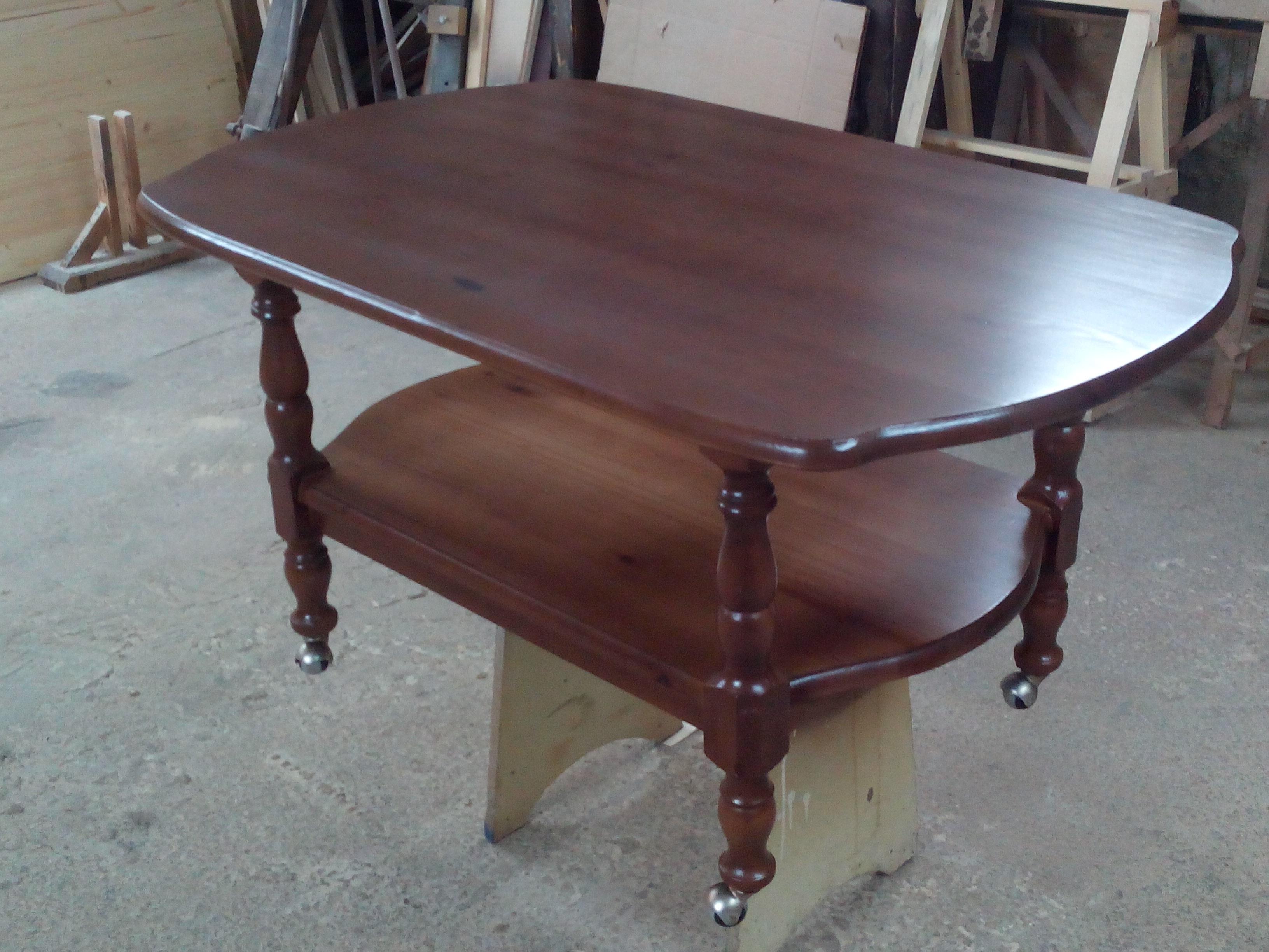 Изготовление столов из дуба, сосны, ясеня, бука и других пород дерева