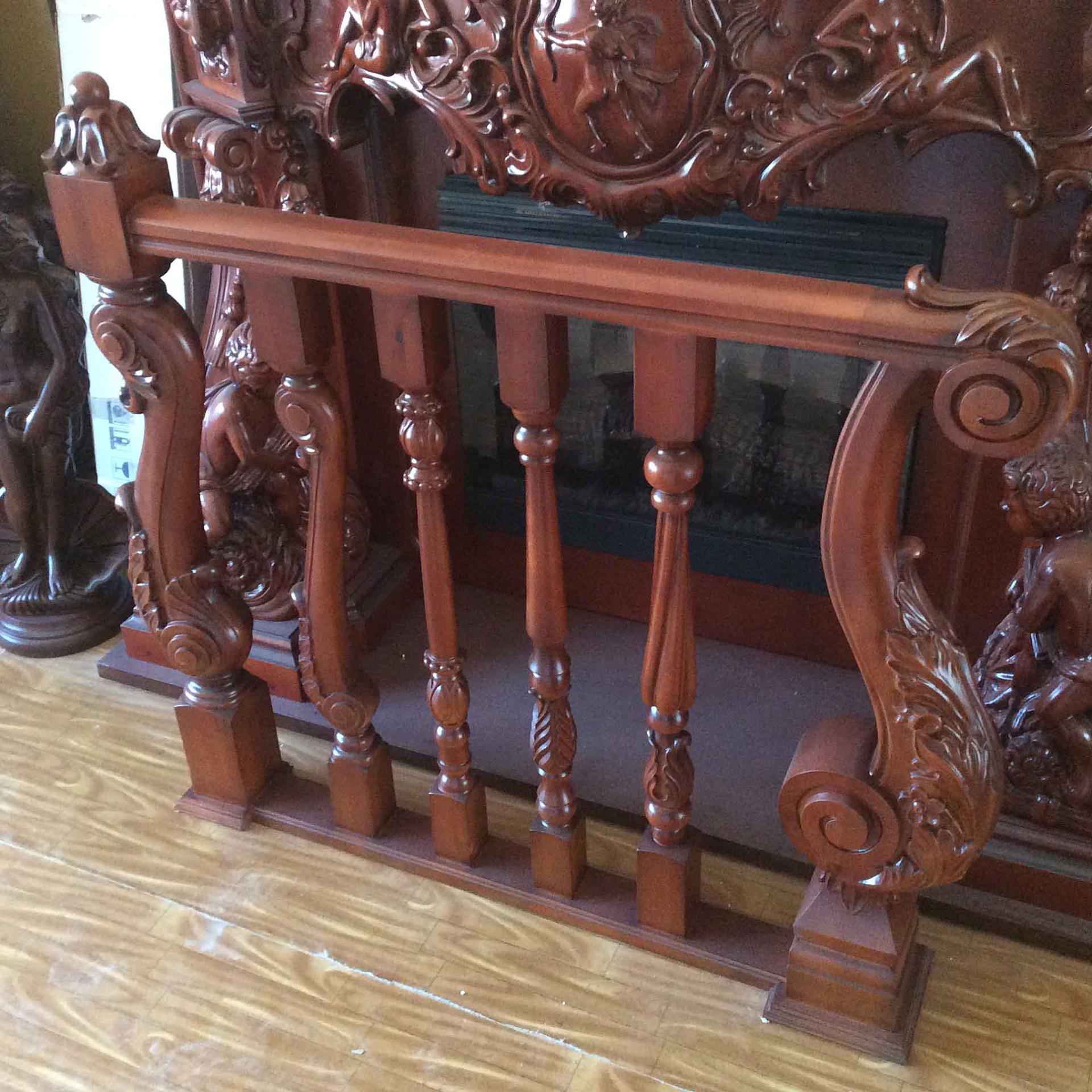 Недорогие деревянные лестницы в Краснодаре на заказ